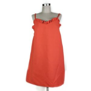 TopShop cami dress with pockets